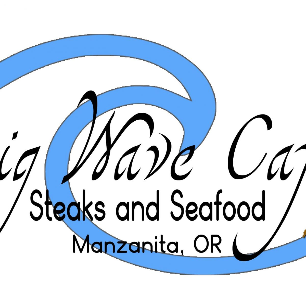 Big Wave Cafe Menu